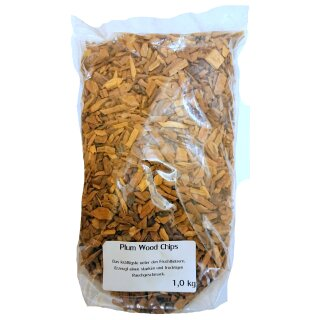 Plum Wood Chips