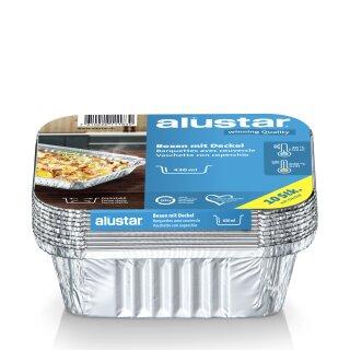 Aluminium Box mit Deckel